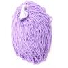 Seedbead 10/0 Dyed Chalk Purple Strung Solgel